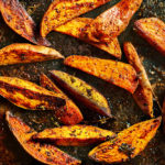 Sweet Potato Wedges Photo by Food photographer London