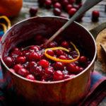 Home Made Cranberry Sauce image