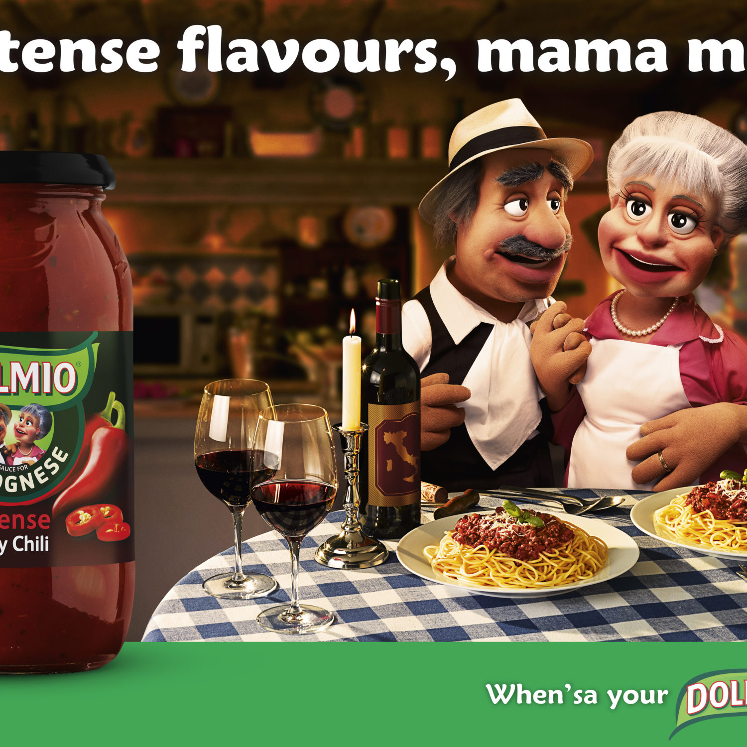 Food_Photographer_London Dolmio Intense Tomato Sauce